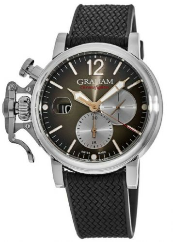 GRAHAM Chronofighter Grand Vintage Gents Watch 2CVDS.C02A.K133B